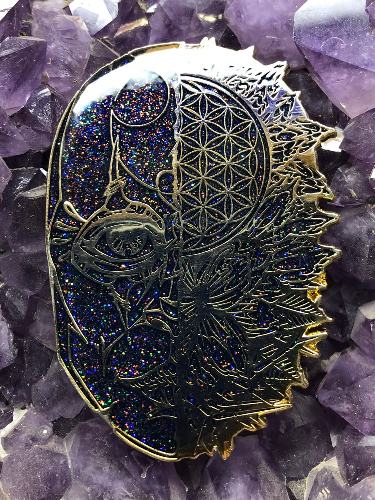 Image of Murder Glitter Mask of Life x Cody Isbill