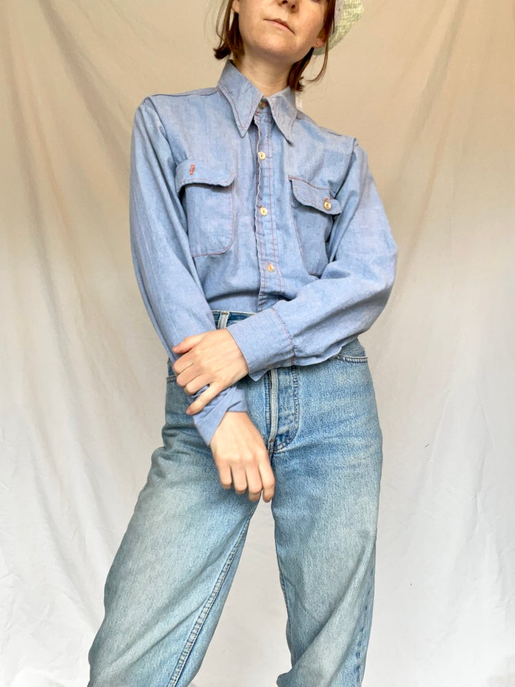 Image of 70's Chambray Shirt