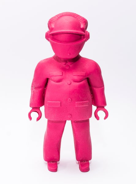 Image of Gort Anomaly Pink