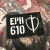 EPH610 LASER CUT GITD