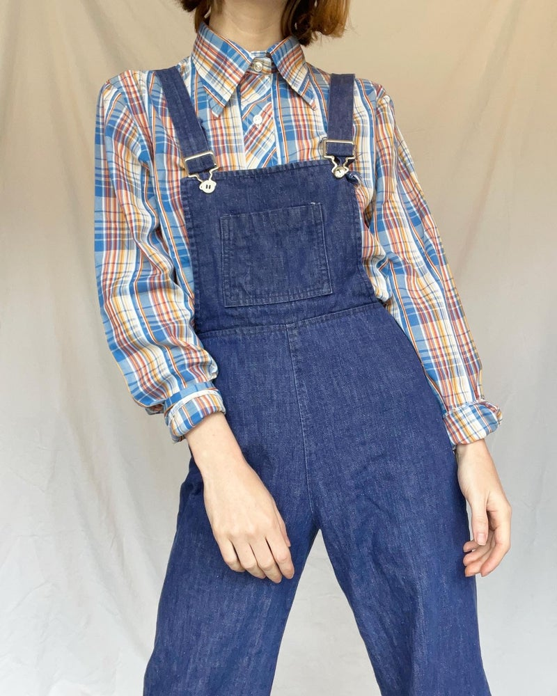 Image of 70's Overalls
