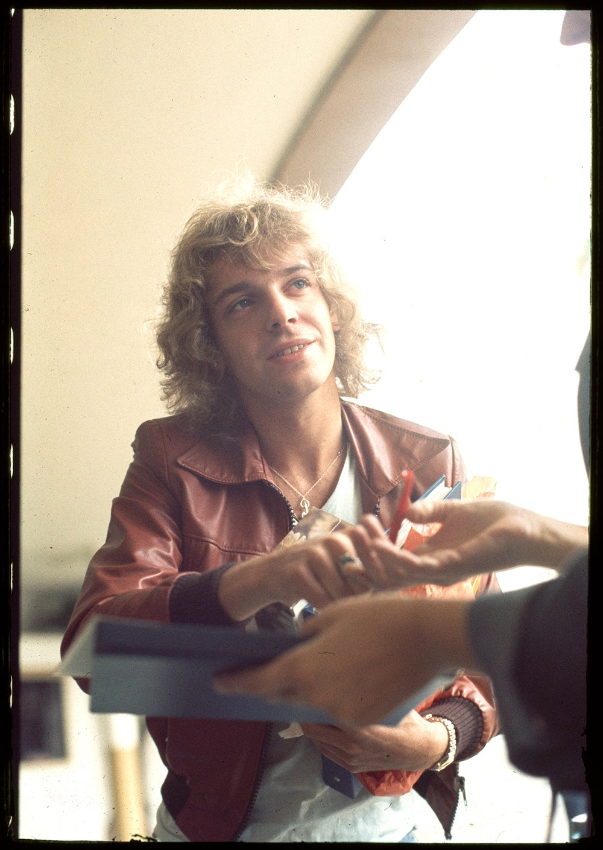 Image of Peter Frampton 9/14/77