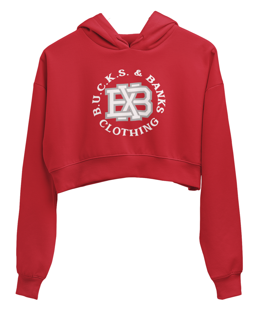 Image of BxB '21 Signature Crop Hoody
