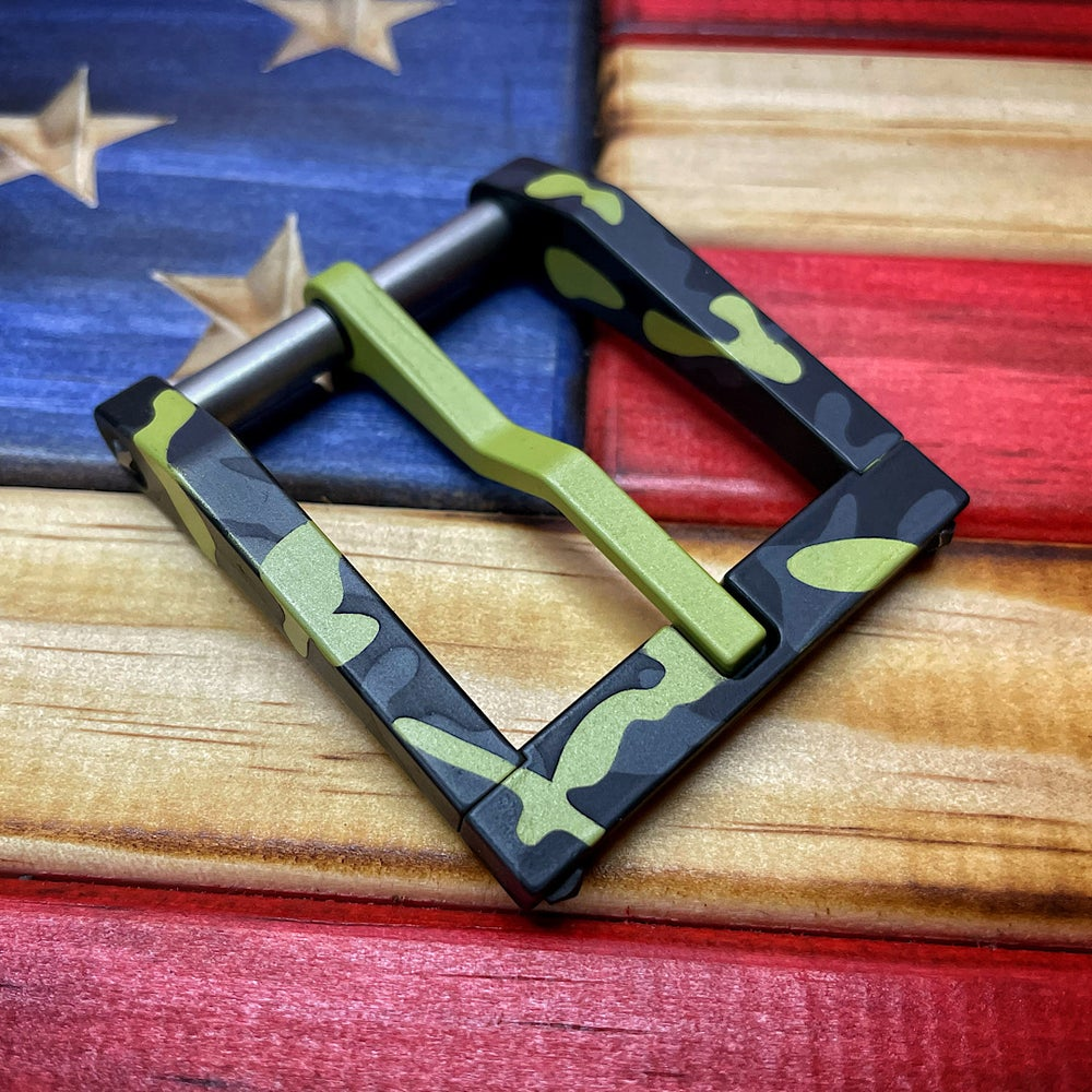 Image of Blackside Customs Mojito Camo Modular Buckle