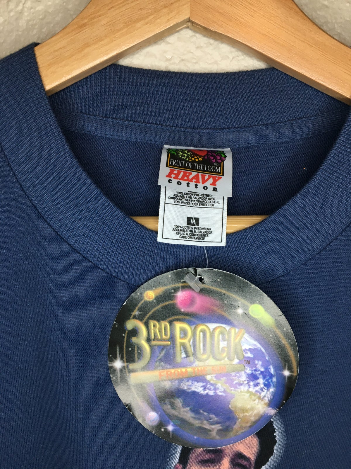 1997 3rd Rock From The Sun Tee