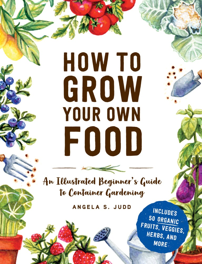 "Image of Signed Copy of ""How to Grow Your Own Food"""