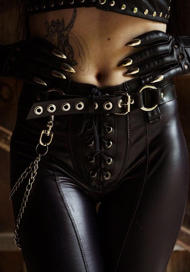 Image of Razor Mini Belt with chain