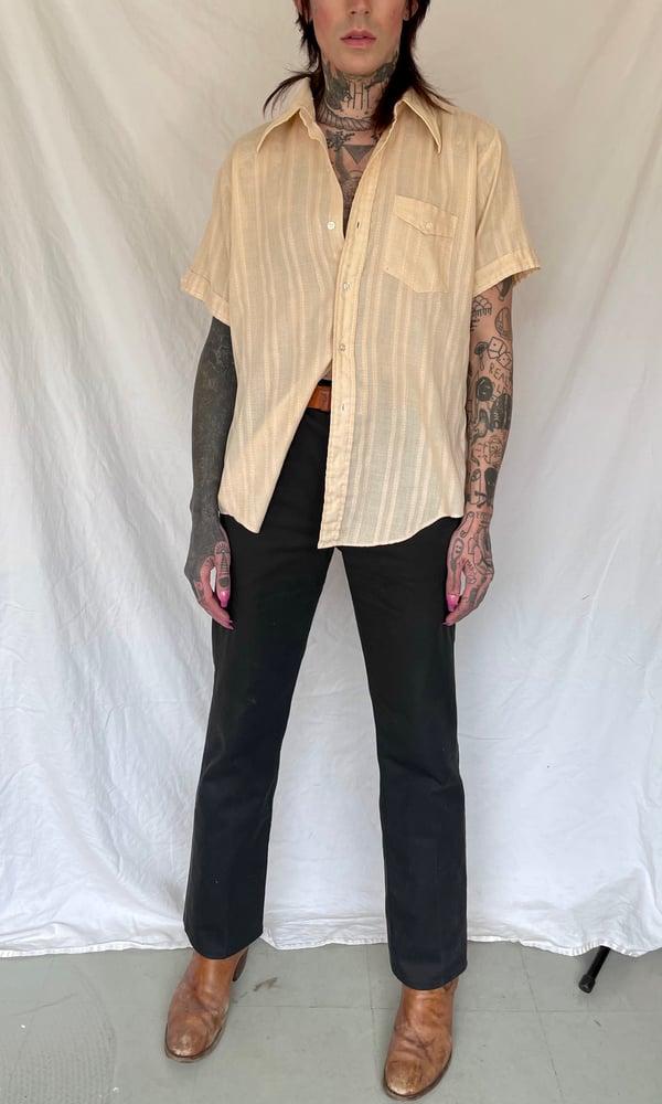Image of 70's Mellow Yellow Shirt