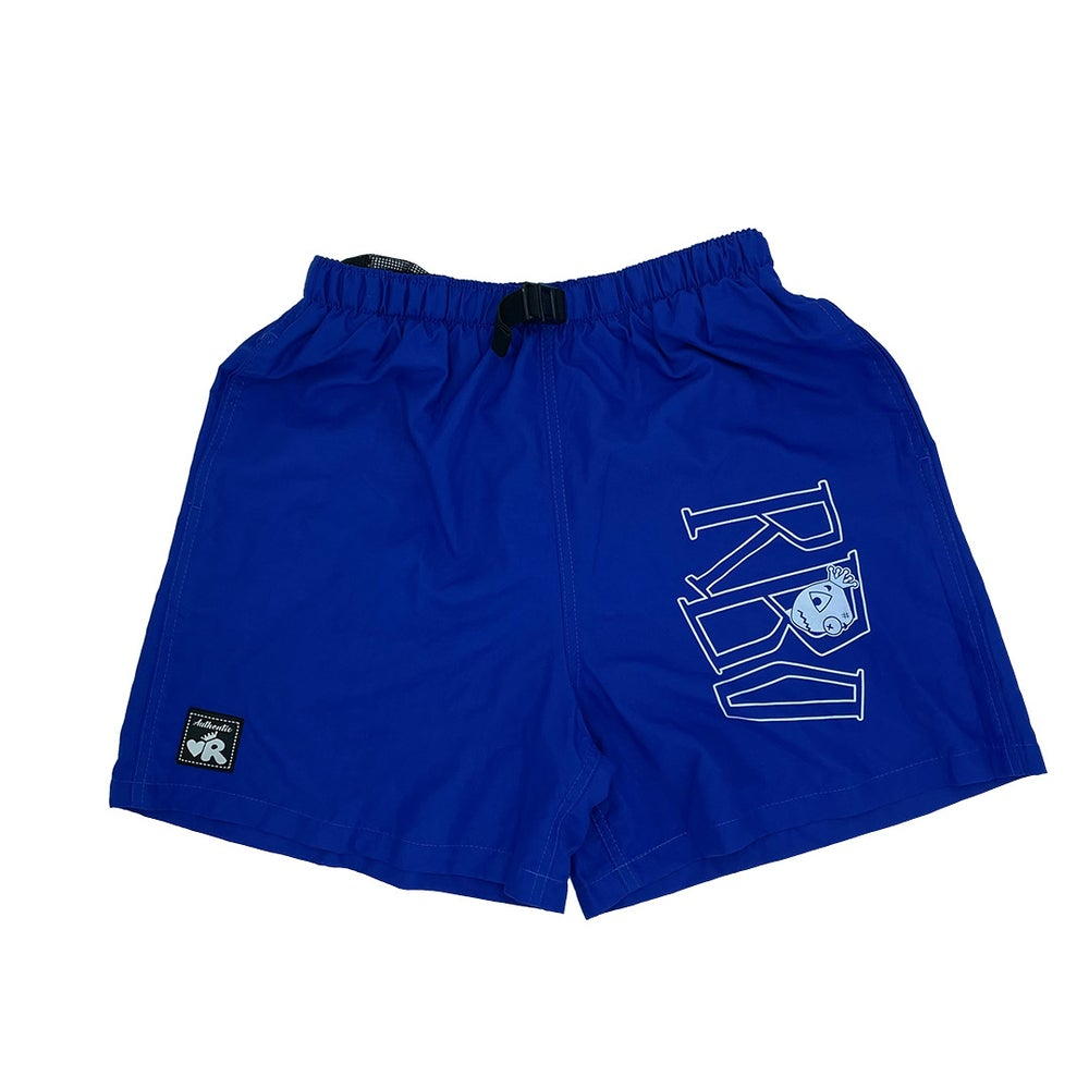 Image of Flood Trunks Royal Blue