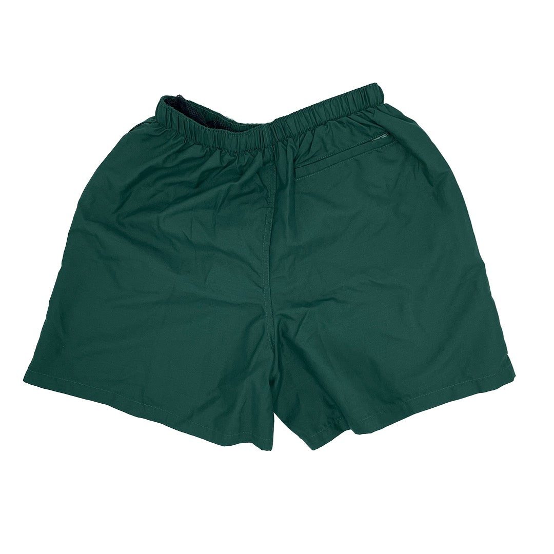 Image of Flood Trunks Dark Green
