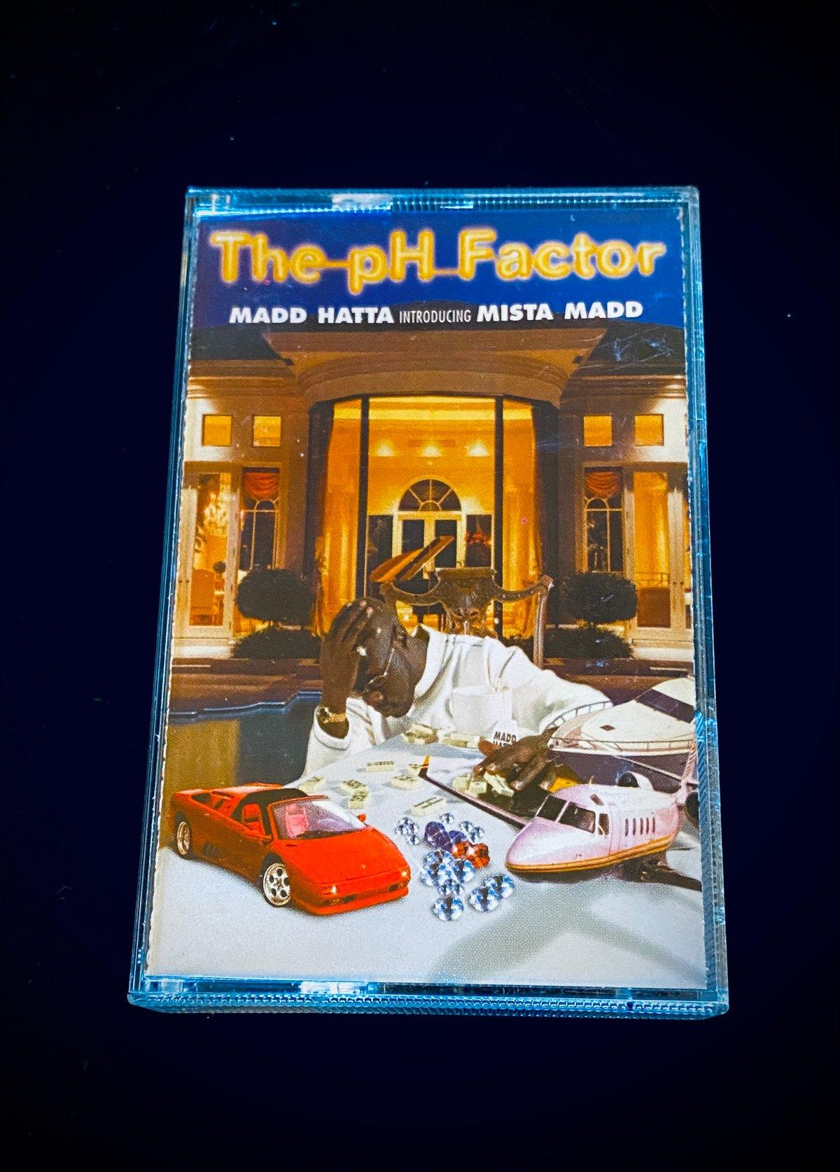"Image of Madd Hatta /Mista Madd ""The PH Facror"""