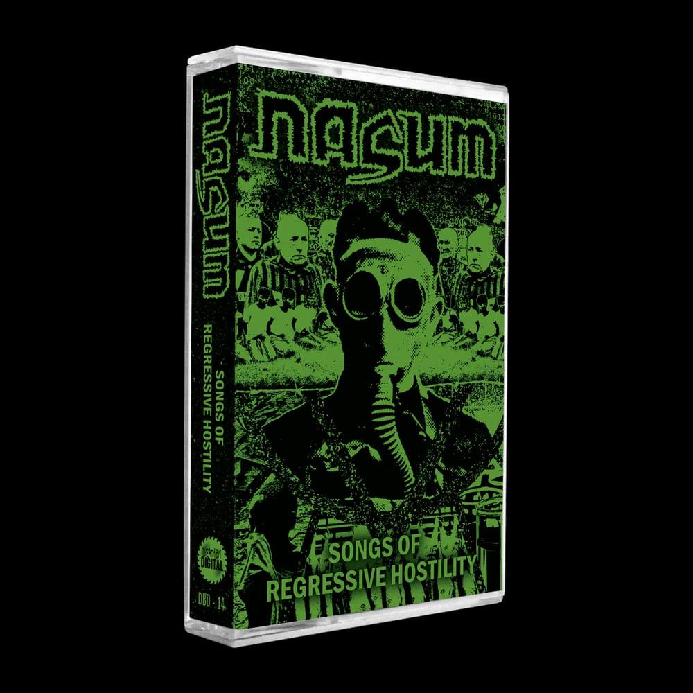 Nasum - Songs of Regressive Hostility Cassette
