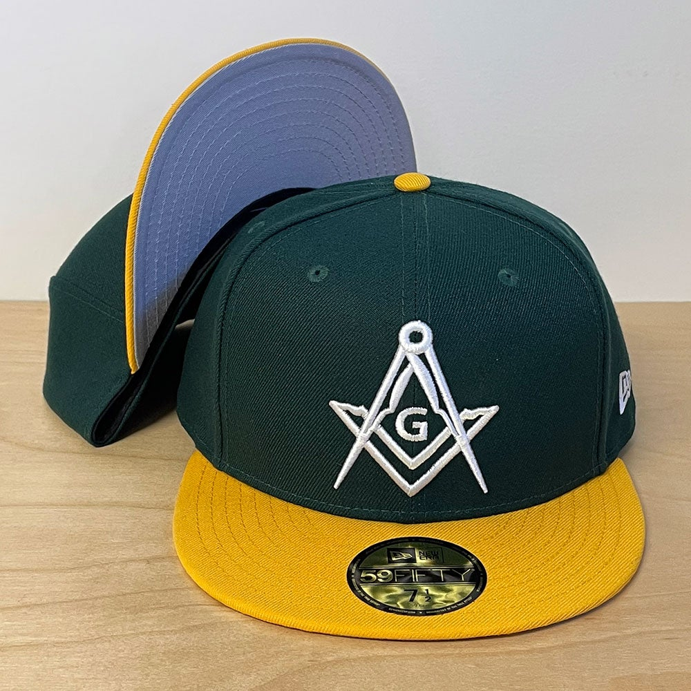 Image of A's inspired 59Fifty fitted