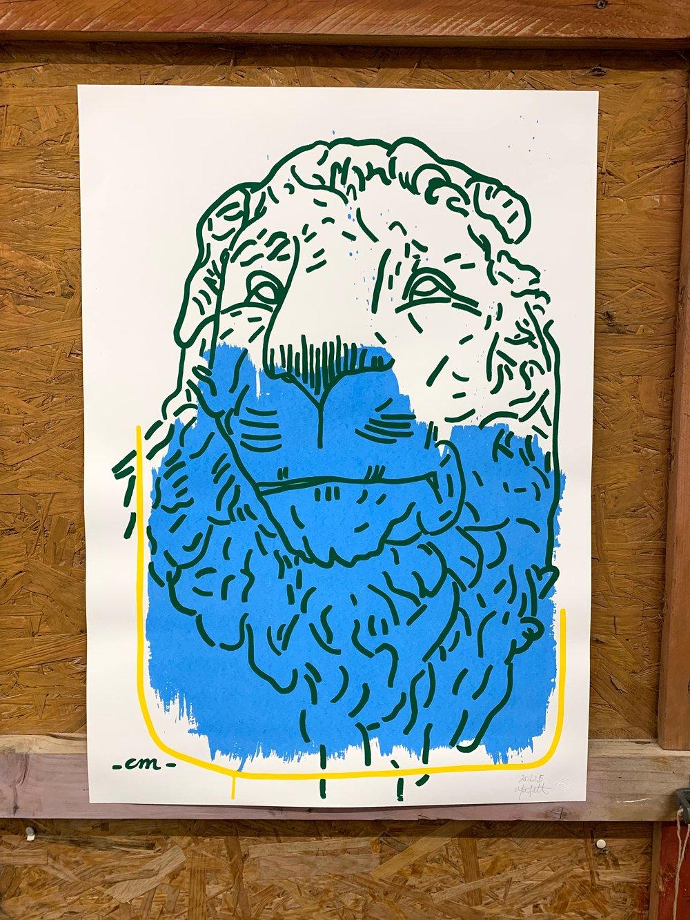 I leoni dell'Arsenale _ Leone _ Coquelicot Mafille