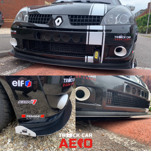 Image of Renault Clio Mk2 - INCLUDES SPLITTER AND MOUNTING BRACKETS (NON CANARD)