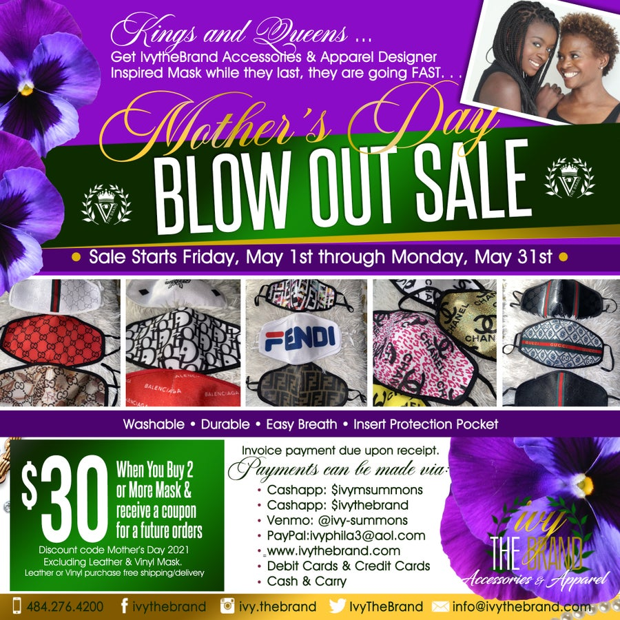 Image of Mother's Day Blow Out Sale