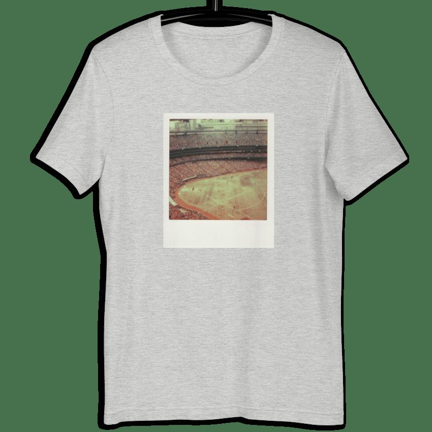 Photo shirt - At a Jay's Game