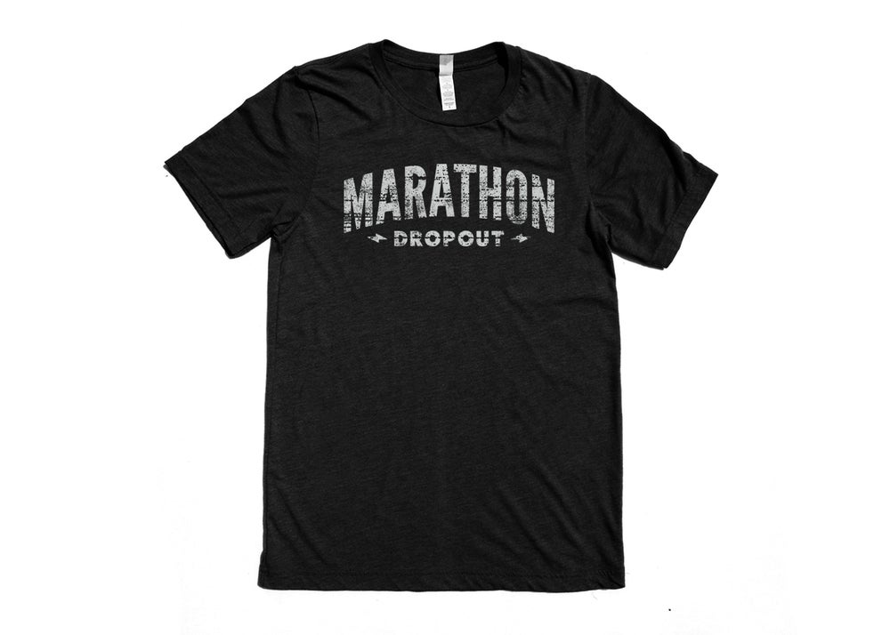 Image of Marathon Dropout Tee
