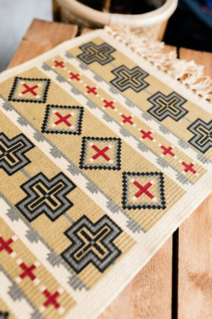 Image of Geometric Placemat
