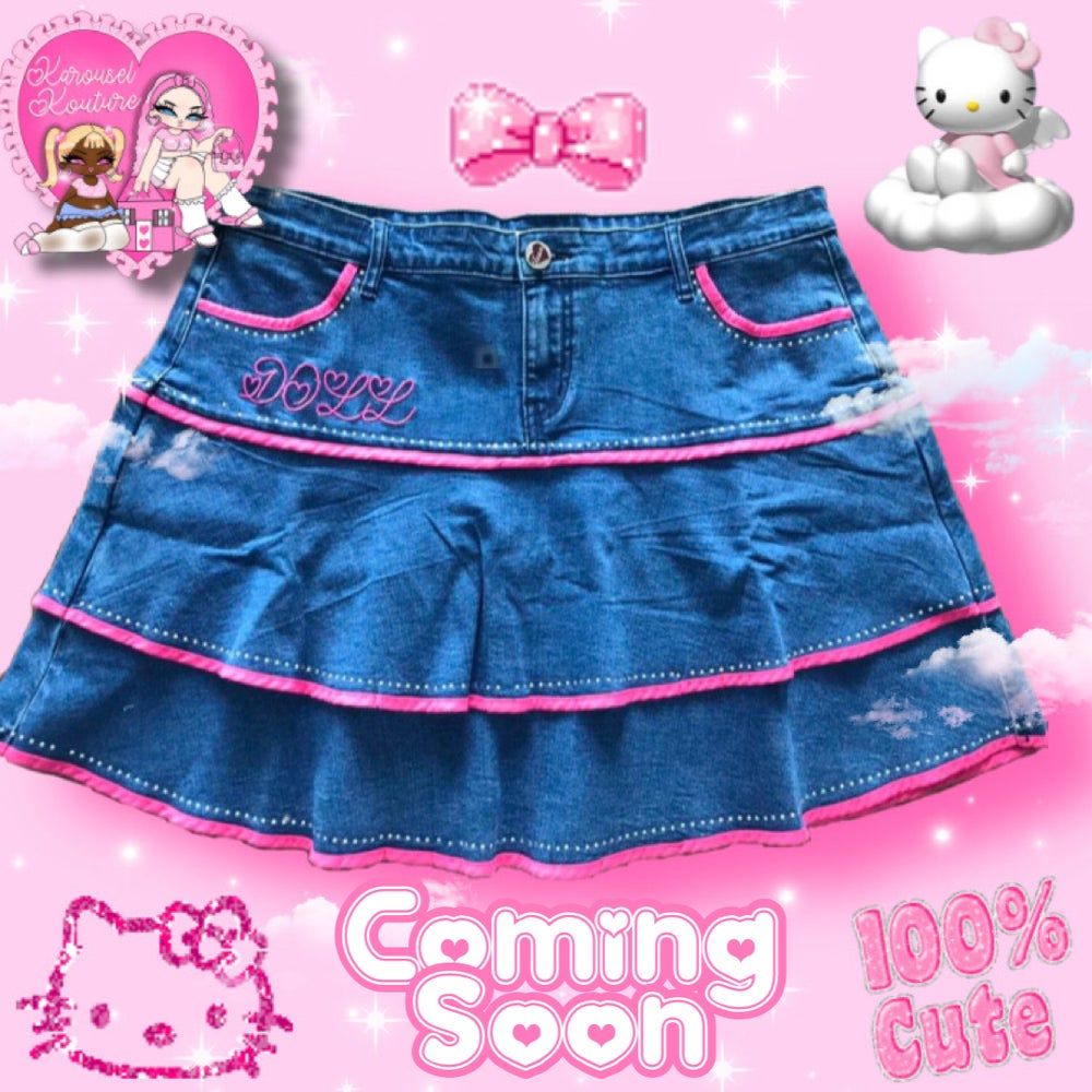Image of Dolly Playdate Skirt