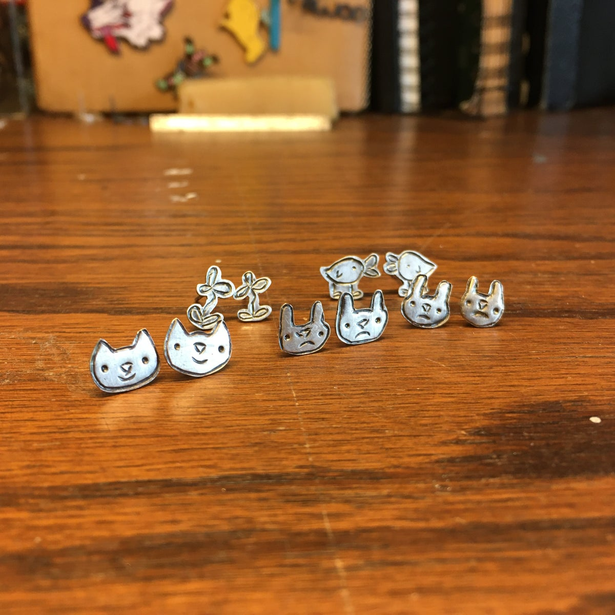 Image of Clearance earrings