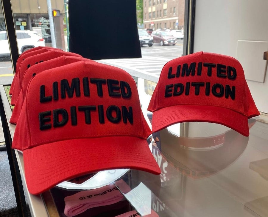Image of TFG Red Limited Edition Trucker