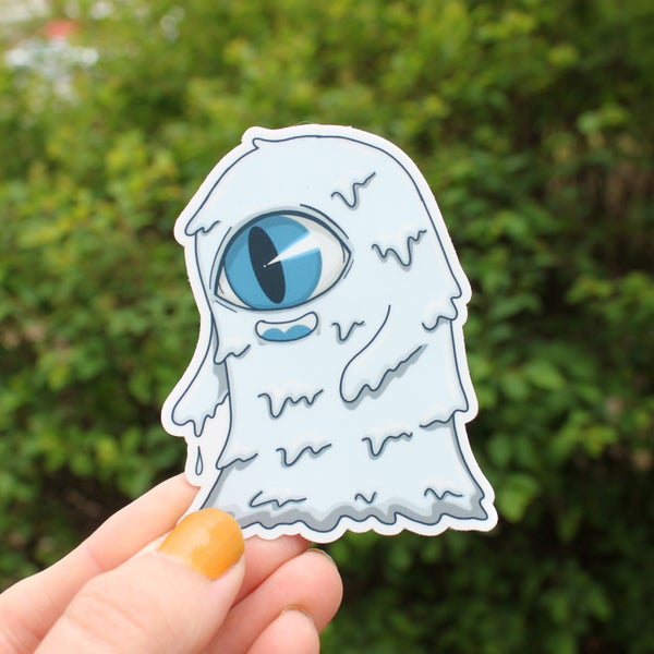 Image of Slime Guy Stickers