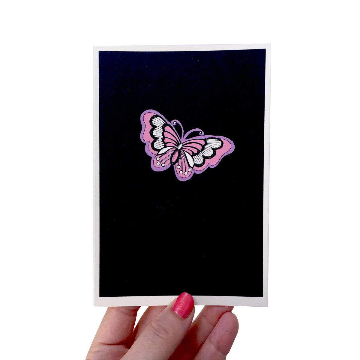 Butterfly Animal Card
