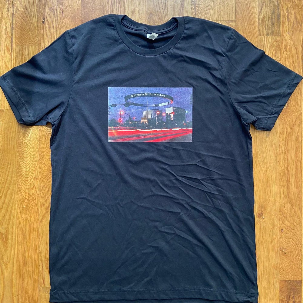 Image of Westheimer Superstar T-Shirt (Black)