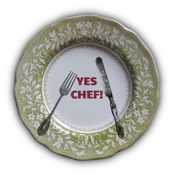 Image of YES CHEF! (Ref. 155)
