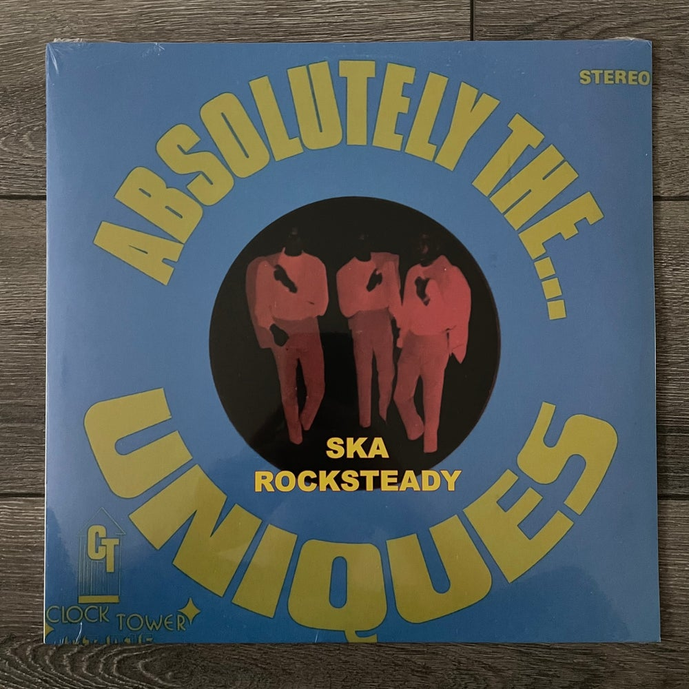 Image of The Uniques - Absolutely The....Uniques Vinyl LP