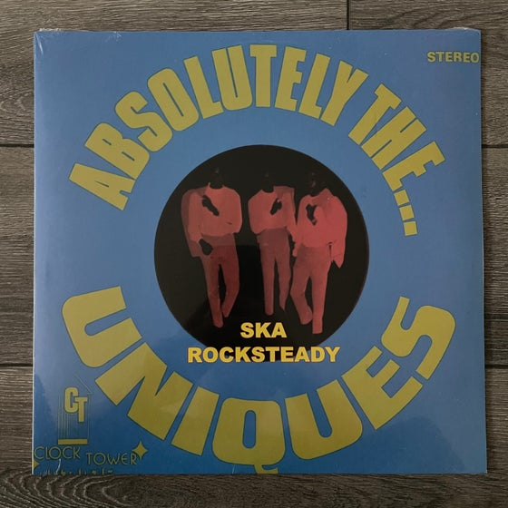 Image of The Uniques - Absolutely The....Uniques Vinyl LP