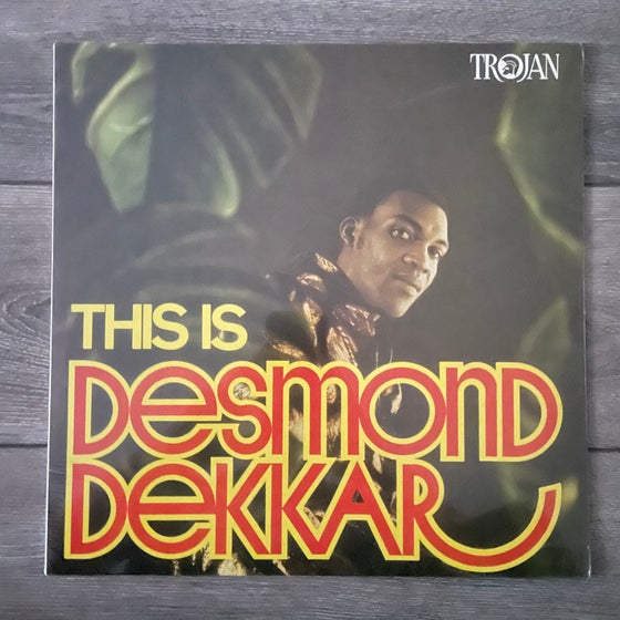 Image of Desmond Dekker - This Is Desmond Dekkar Vinyl LP