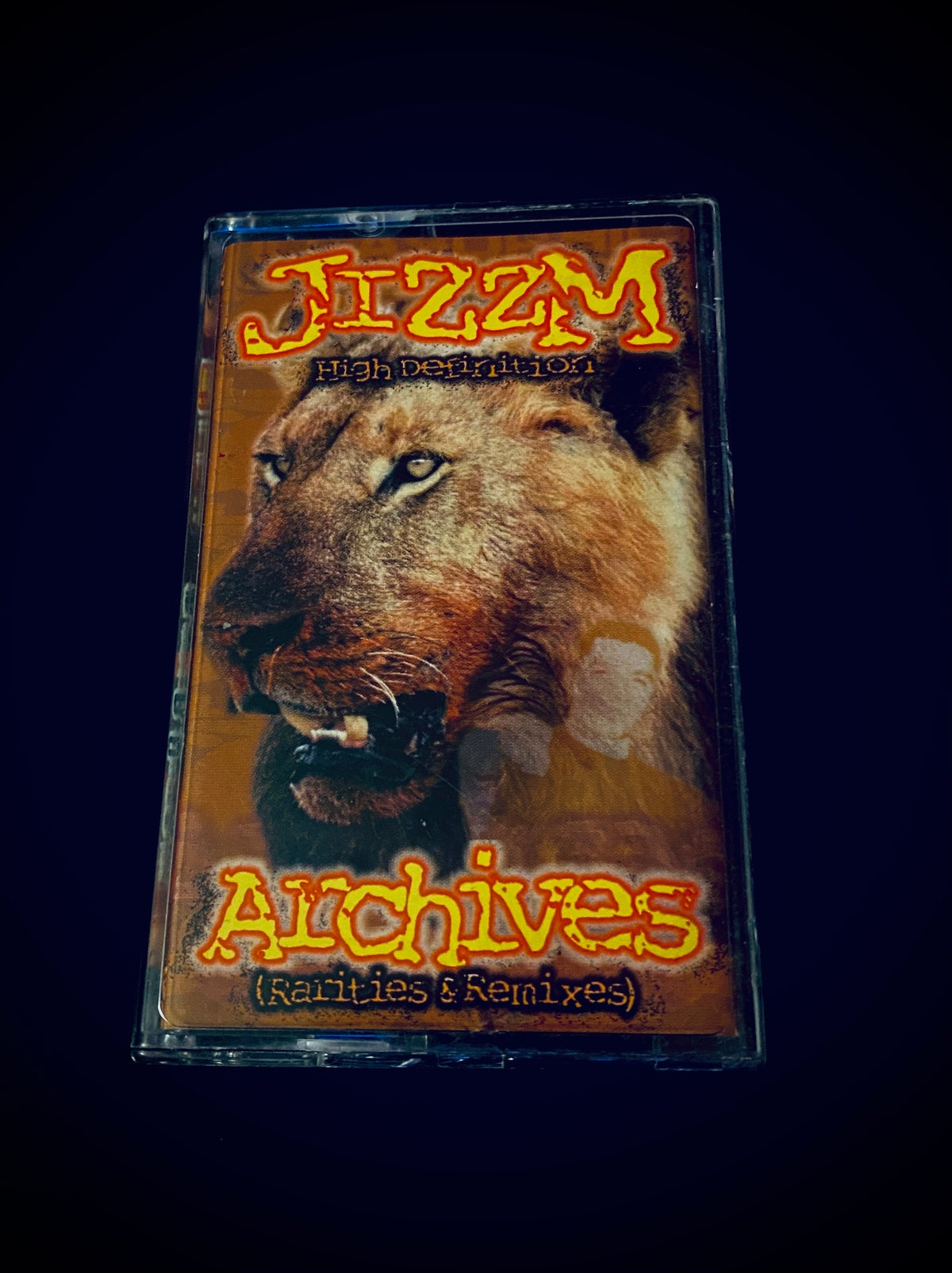 """Image of Jizzm  High Definition  """"The Archives"""""""