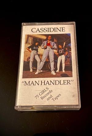 "Image of Cassidine ""MAN HANDLER"""