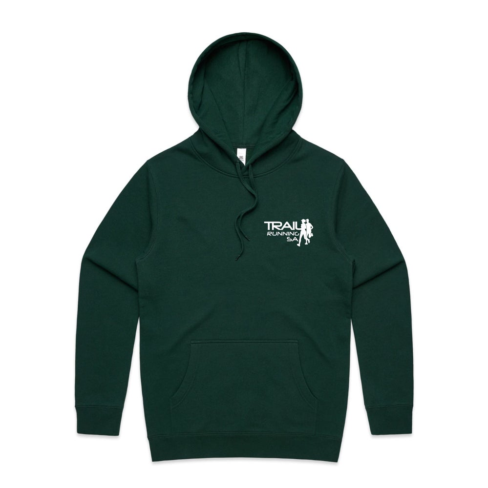 Image of Unisex Pullover Hoodie - Pine Green