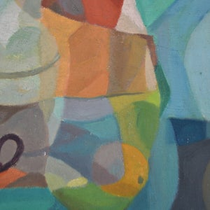 Image of Painting, 'III'  Still Life Horas Kennedy (1917-1997)