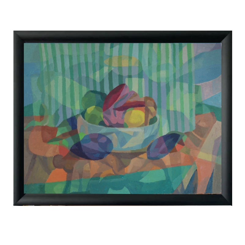 Image of Painting, 'VI' Still Life Horas Kennedy (1917-1997)