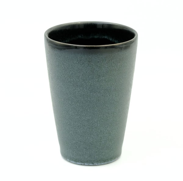 Image of UNIKA CUP  BLACK WHITE