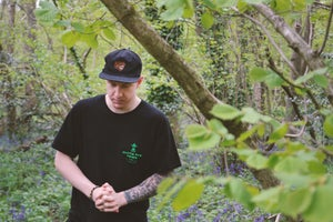 Image of 420 Stay Medicated T-shirt Black 🌿