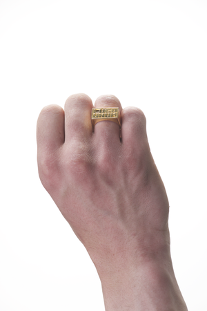 Image of Bague Champion - Or
