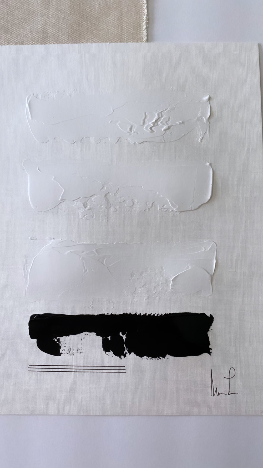 Image of Black & White Edition on Acrylic Paper (5)