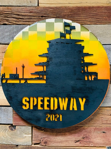 Image of 2021 Pagoda Silhouette  ( Speedway/IMS)