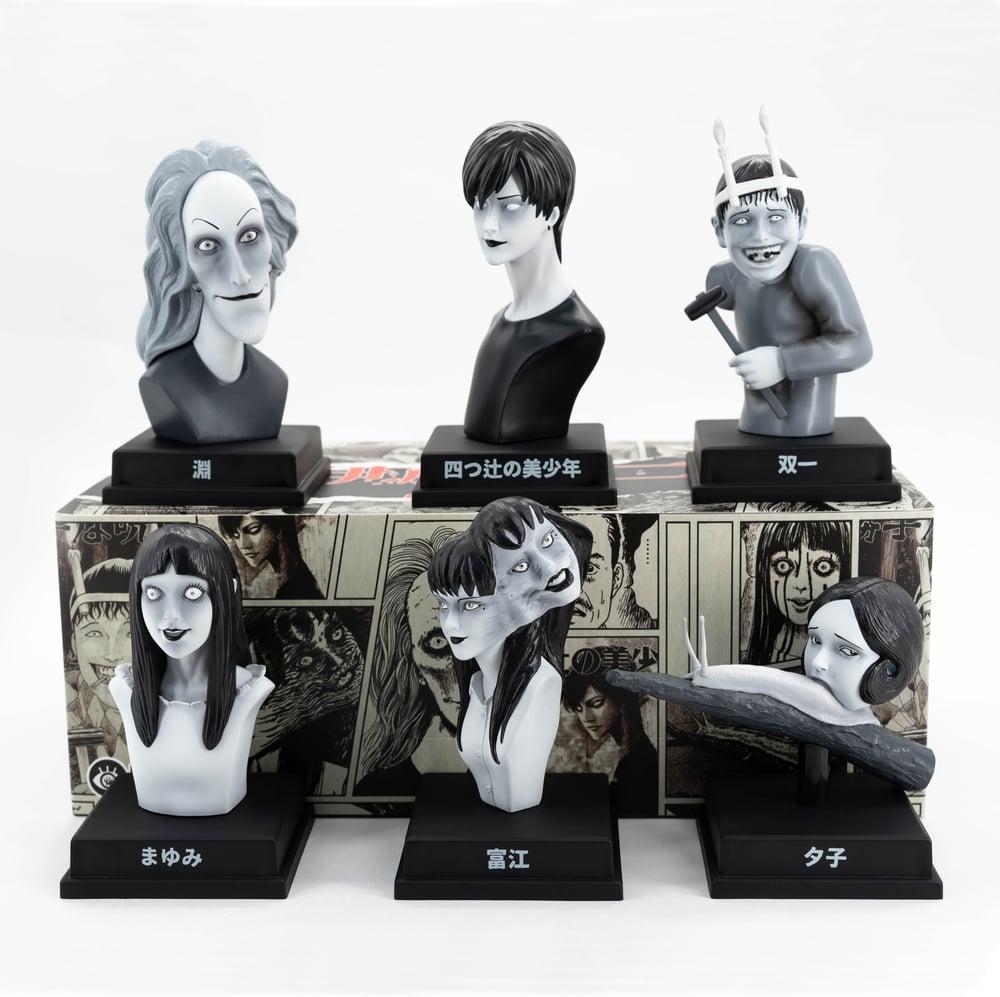 "Image of ""JUNJI ITO'S KAIKIBAKO"" BLIND BOX SERIES (FULL SET)"