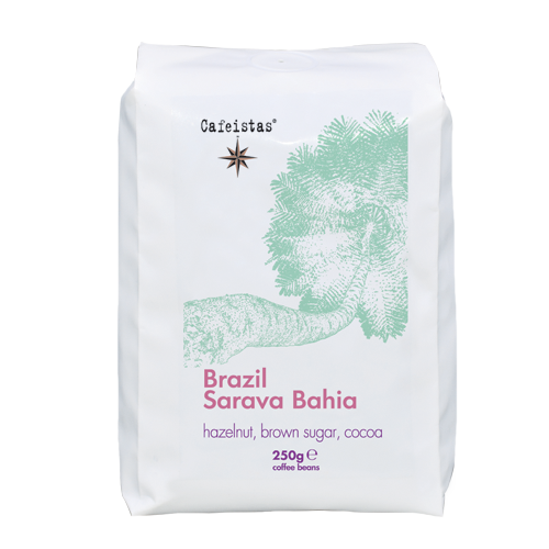 Image of sarava bahia - brasil - 250g - coffee beans / ground