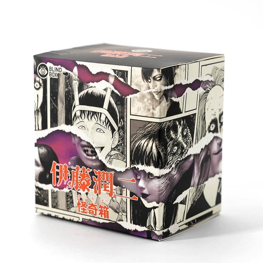 Image of JUNJI ITO'S KAIKIBAKO BLIND BOX (INDIVIDUAL)