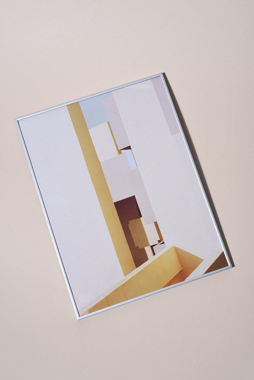 Image of La Muralla Roja - Fine Art Print