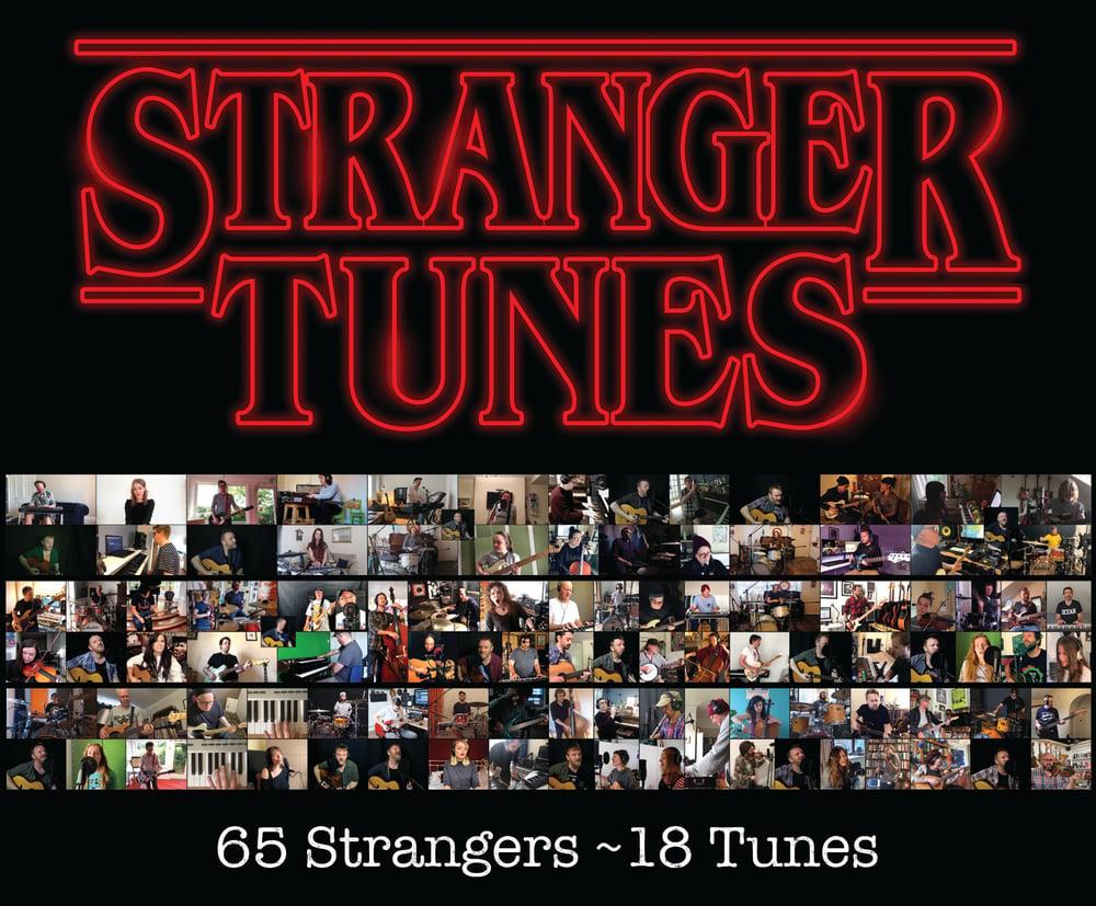 Image of Stranger Tunes - The Album