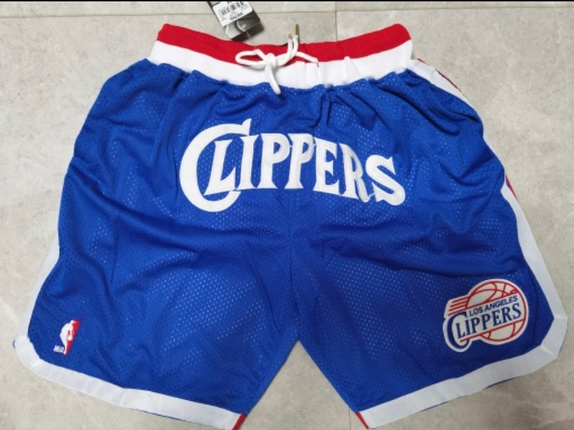 Image of Clippers style shorts