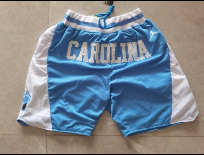 Image of Carolina style shorts